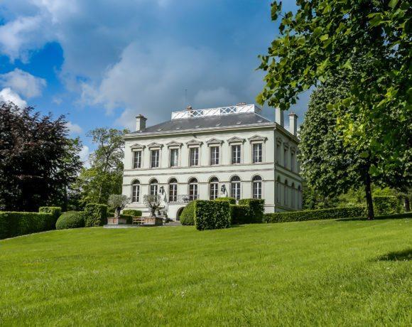 Chateau de l'Avenue, Normandy, France