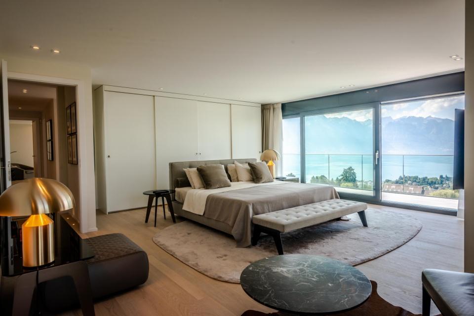 Montreux Master Bedroom