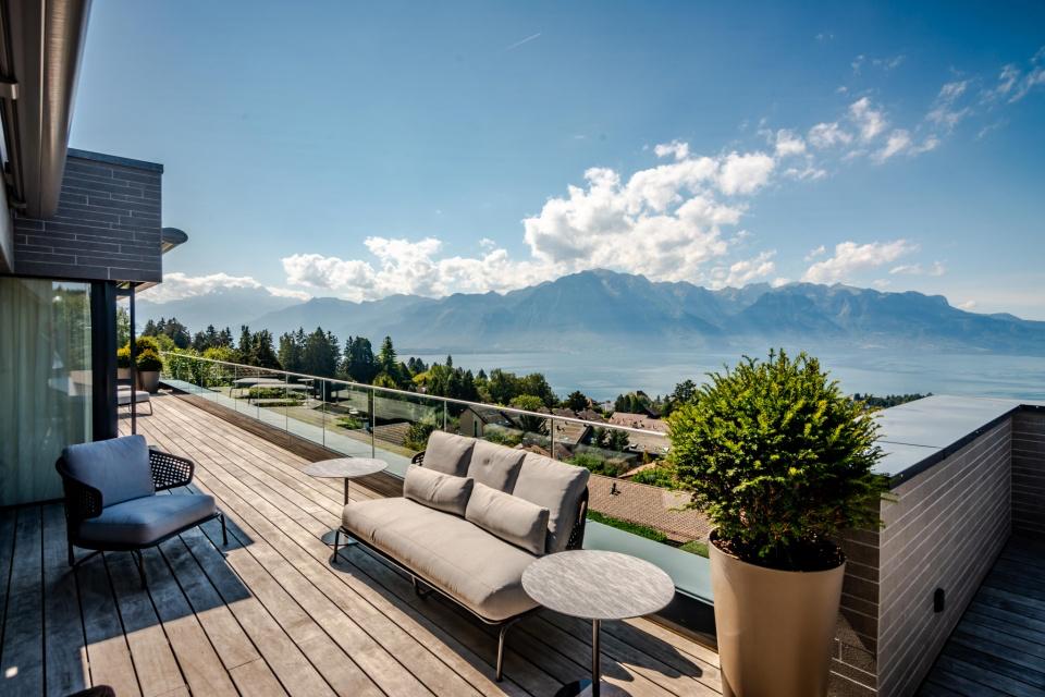 Montreux Viewing Terrace